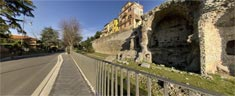 Immagine del virtual tour 'Antica Via Praeneste '